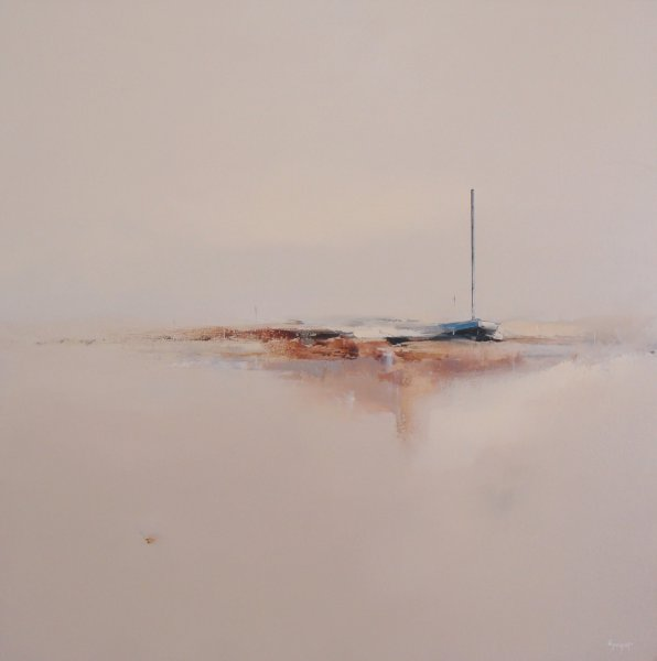 Bateau en bord de mer