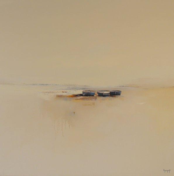 Bord de mer aux bateaux